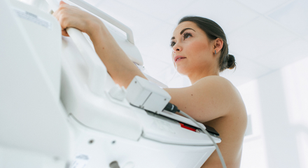 What to Expect During Your Mammogram